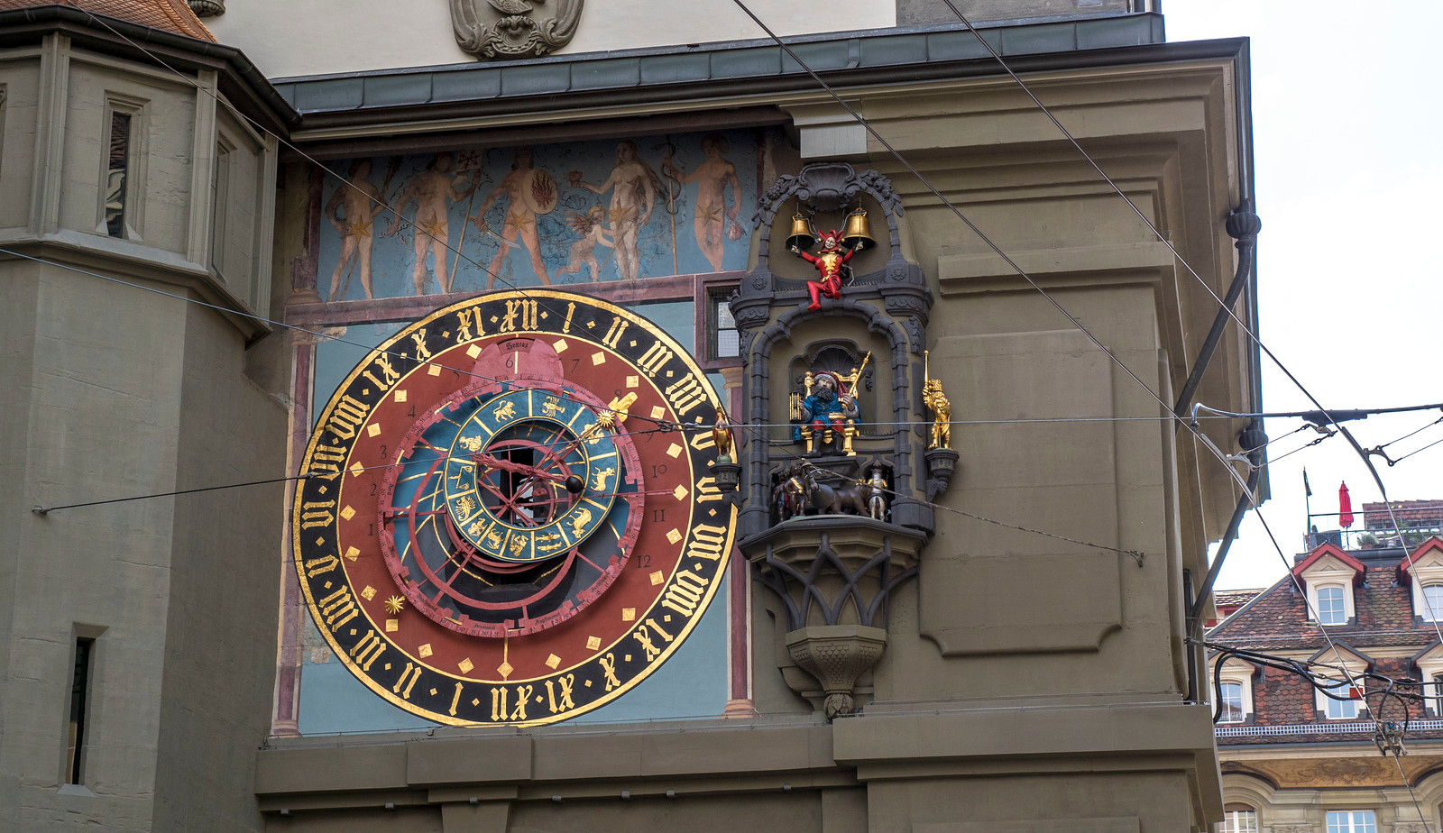 5 Spectacular Things to Do in Bern Switzerland - Zytglogge - Astronomical Clock