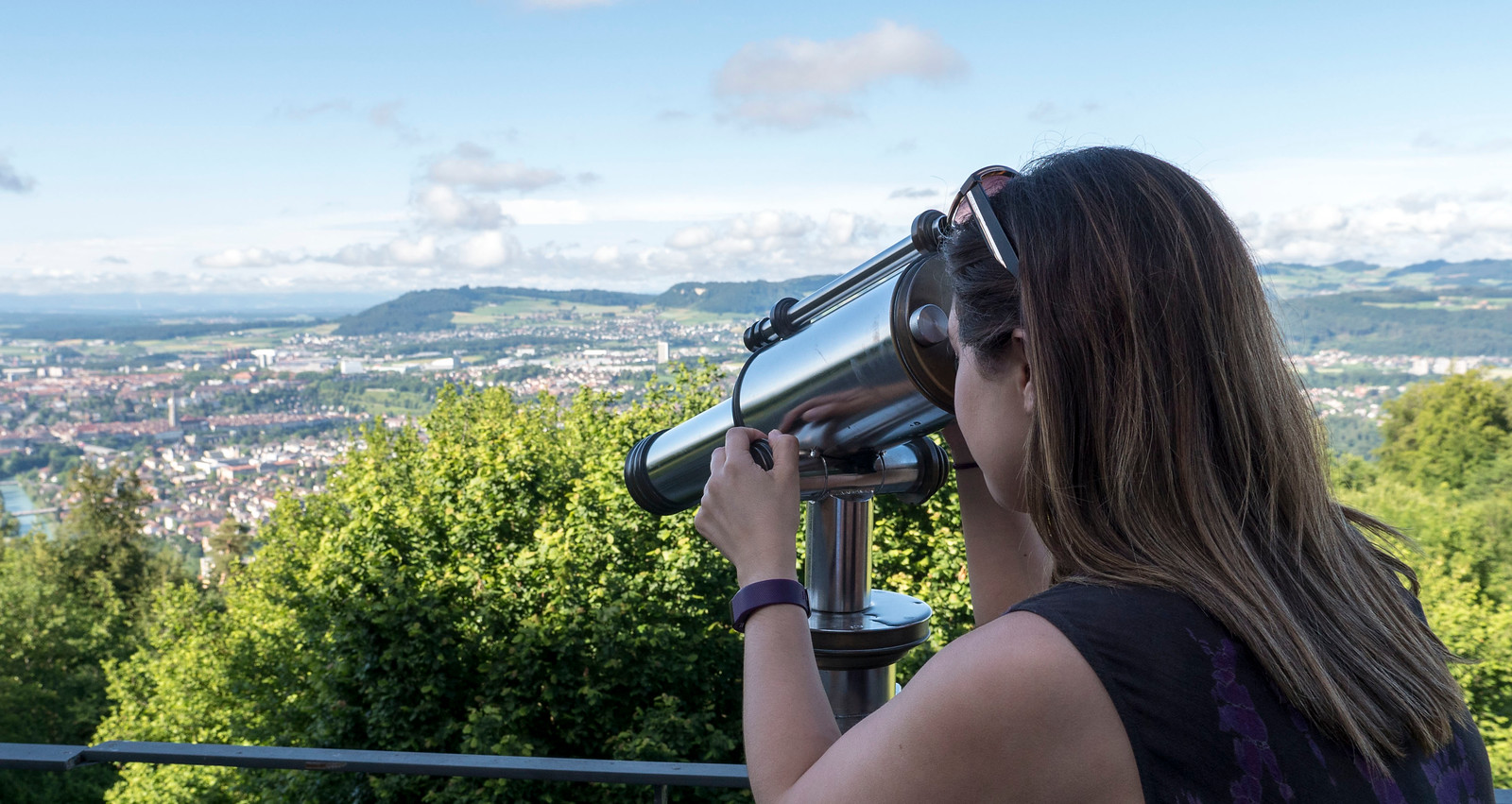 5 Spectacular Things to Do in Bern Switzerland - Views from the Gurten