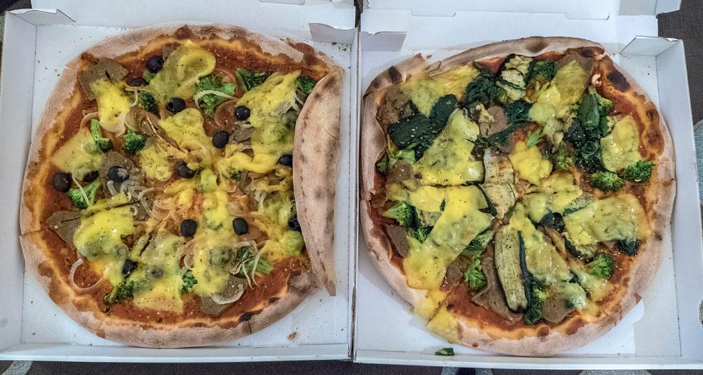 5 Stagioni pizza in Bern, Switzerland