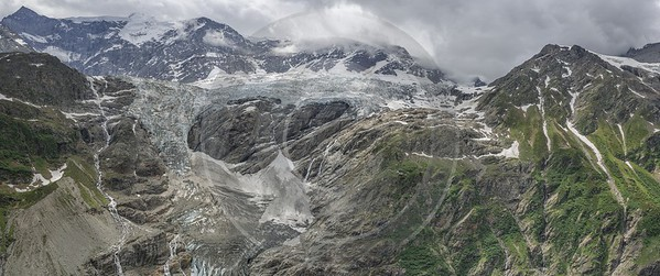 Baeregg Grindelwald Glacier Flower Snow Alps Panoramic Viepoint Fine Art America Fine Art Pictures - 021727 - 14-06-2017 - 25714x10758 Pixel