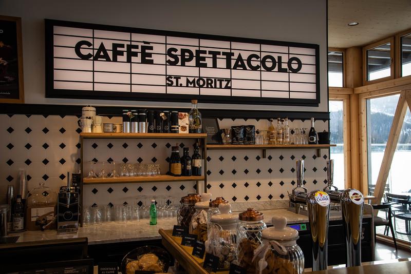 st moritz caffe spettacolo