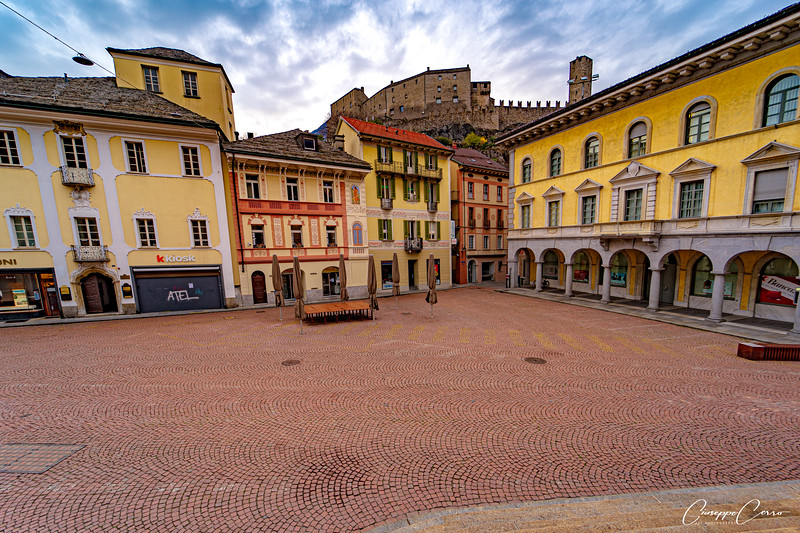 Bellinzona, Ticino, Switzerland