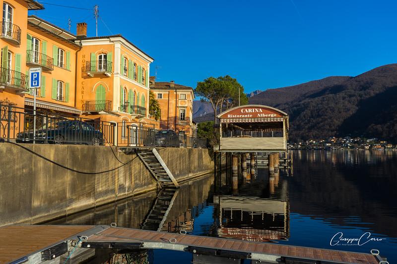 Morcote, Canton Ticino, Switzerland