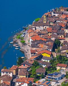 Brusino Arsizio, Canton Ticino, Switzerland
