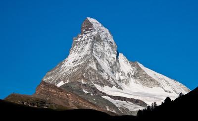 Europe 2011 - Zermatt/Lauterbrunnen