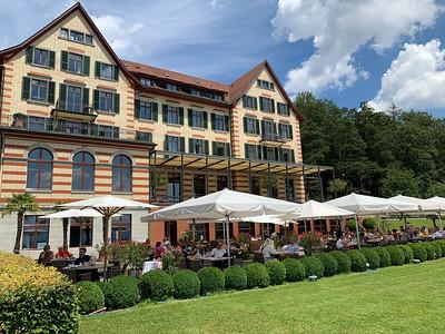 Zürichberg Hotel.
