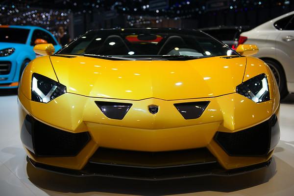 Hamann Motorsport Lamborghini Aventador Roadster