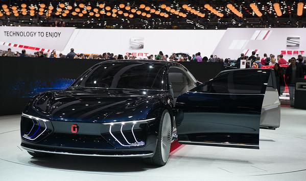 Gea Concept Car