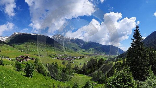 Rueras Sedrun Camischolas Surselva Stock Photos Fine Art Photography Gallery Nature Images Sky - 003142 - 12-06-2008 - 7448x4213 Pixel