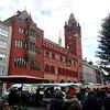 2015 Basel Weihnachtsmarkt - Marktplatz