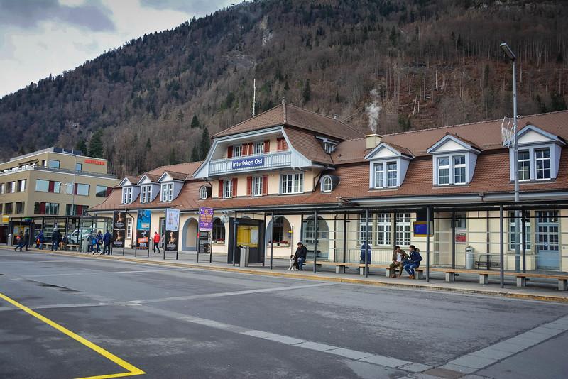 interlaken east station