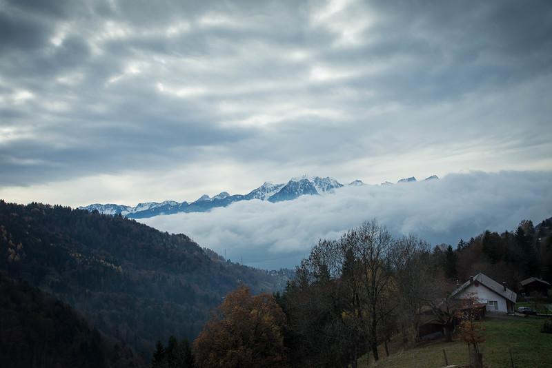 golden pass in swiss alps