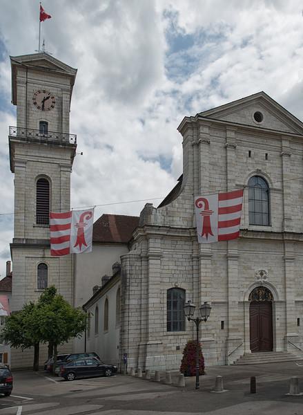Saint Ursanne