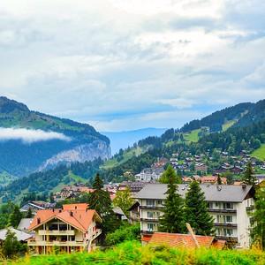 Jungfrau - Wengen