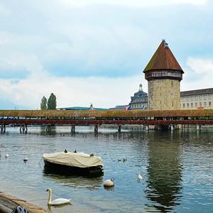 Lucerne - Bridge