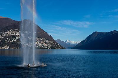 Getto D'Acqua, Lugano.