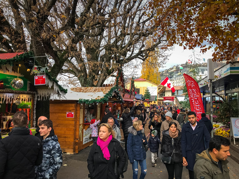 montreux christmas markets