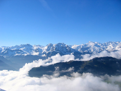 Mt. Stanserhorn