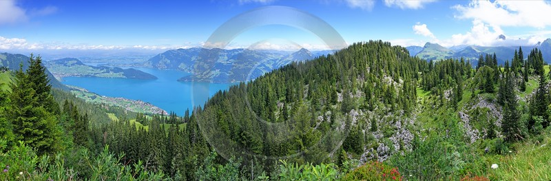 Klewenapl Vierwaldstaettersee What Is Fine Art Photography Mountain Leave - 001732 - 07-07-2007 - 14229x4685 Pixel