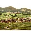 Leysin view around 1890