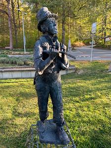 Röthlisberger statue dr Wasserschmöcker.