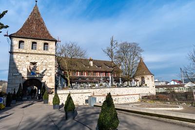 Schloss Laufen am Rheinfall.