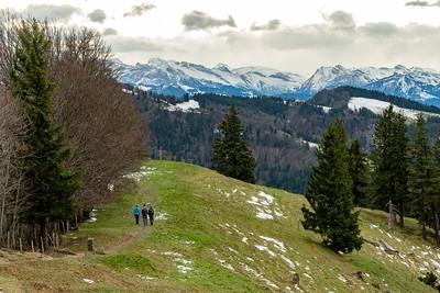 Schnebelhorn hike - November