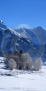 Sihlsee Euthal Berg Schnee Eis Blau Himmel Art Photography For Sale Fine Art Photography Gallery - 003430 - 03-02-2008 - 4030x7987 Pixel