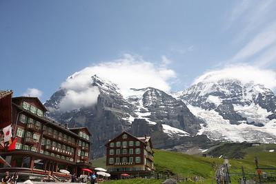 Switzerland - Kleine Scheidegg