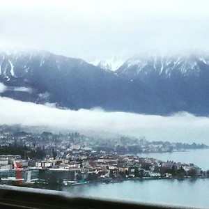 Switzerland - Montreaux