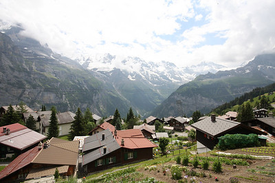Switzerland - Murren