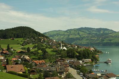 Switzerland - Spiez