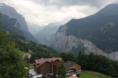 Switzerland - Wengen