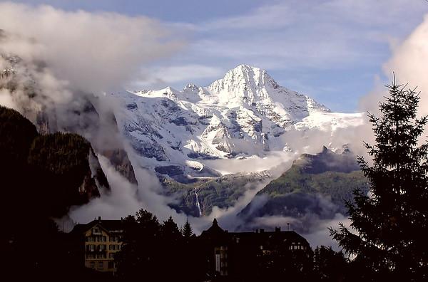 Bernese Oberland (Alps)