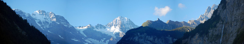 The world famous Jungfrau (Click to expand)