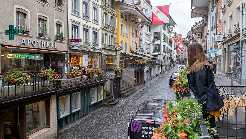 Things to do in Thun Switzerland: Old Town