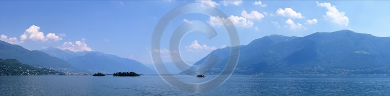 Lago Maggiore Brissago Cloud Tree Royalty Free Stock Photos Fine Art Fine Art Photography Gallery - 001935 - 19-07-2007 - 15038x3721 Pixel