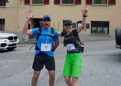 Verbier Trail Race 2017