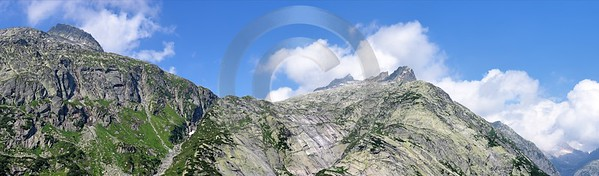 Grimsel Prints For Sale Fog Fine Art Photography For Sale Royalty Free Stock Images - 001906 - 18-07-2007 - 15192x4467 Pixel