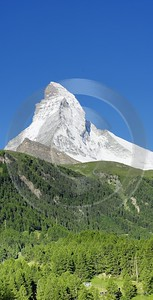 Winkelmatten Matterhorn Stock Animal Fine Art Photo Famous Fine Art Photographers Shoreline - 002918 - 16-07-2008 - 4043x7951 Pixel