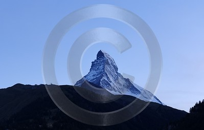 Winkelmatten Matterhorn Sonnenuntergang Autumn Fine Art Posters Winter Photography Prints For Sale - 003064 - 16-07-2008 - 7095x4514 Pixel
