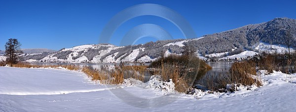 Morgarten Aegerisee St Jost Aegeri Winter Schnee See Photography Famous Fine Art Photographers City - 001577 - 17-11-2007 - 10704x4071 Pixel