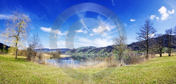 Aegeri Aegerisee Fine Art Printer Fine Art Landscape Fine Arts Photography Color Modern Wall Art - 000880 - 07-04-2007 - 8951x4293 Pixel