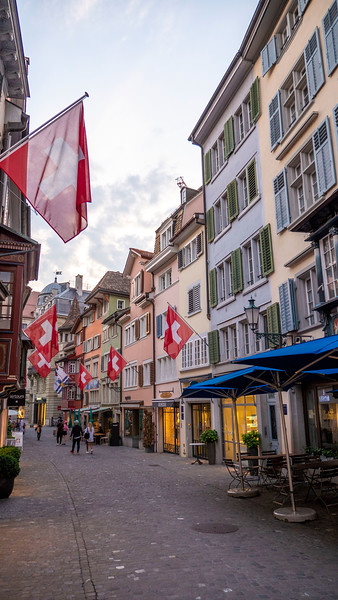 Pretty cities - Zurich, Switzerland