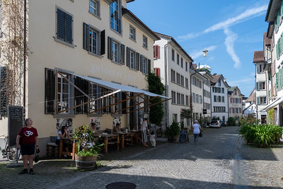 Seen in the streets of Rapperswil, Switzerland.