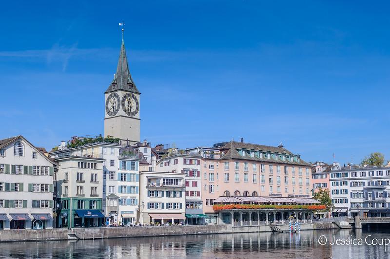 Zurich Bell Tower
