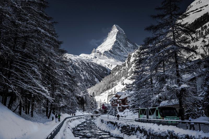 Horu, Zermatt