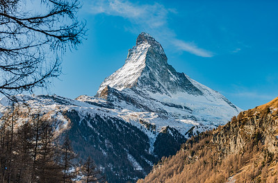 Mountain Unknown - Zermatt Switzerland