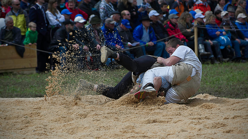 Schwingen; Swiss Wrestling, Switzerland