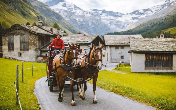 Switzerland Summer